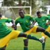 Mauritania advance after historic victory