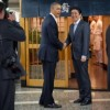Obama Arrives in Asia as Disasters Complicate Mission