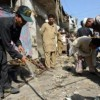 Pakistan attacks target two police patrols