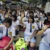 Anti-China protesters storm Hong Kong HQ