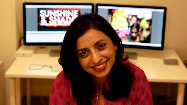 Ana Tiwary, Director of Sunshine & Shade Courtesy Photo: Edwina Pickles
