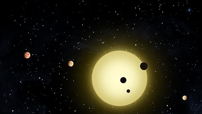 NASA discovers 715 new planets | Tribune International