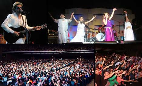 AtifAslam-liveperformance-rocksDallas-ShalmaliKholgade