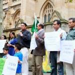 Demonstration for Musharraf Sydney Pic 1 Redused