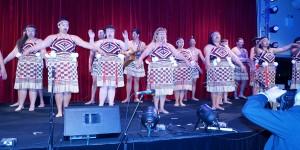 A traditional iselanders cultural dance
