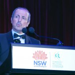 Mr. Vic Alhadeff, Chair CRC, NSW
