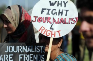 Stop killing journalist