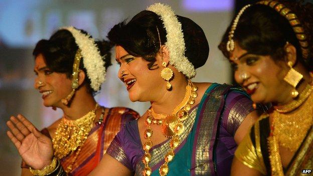 India recognises transgender as third gender Tribune  Tribune