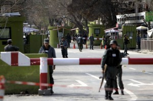 bomb blast near afghan