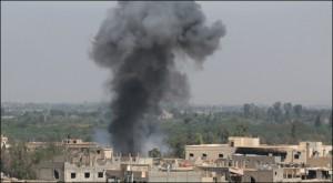 syria BomB Blast @ Mosque