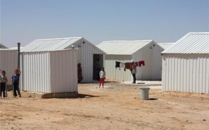 jordan open camps for syrians