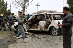 Afghan Presdential