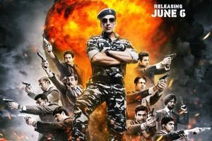 Akshay Kumar Holiday Movie Wallpaper