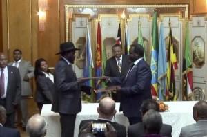 Sudan Leader