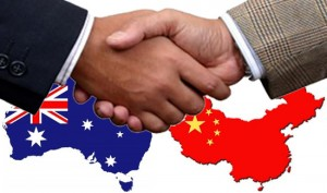 Aus China RelatioN