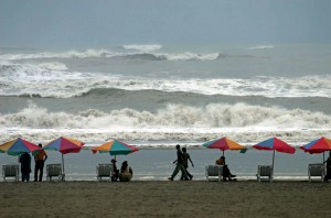 BanglaDesh Wins Sea War against India