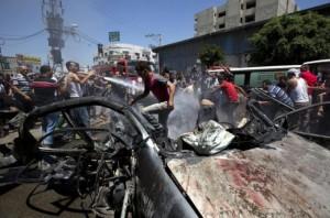 Israel Dedly attack