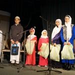 Children won Nashid Competition