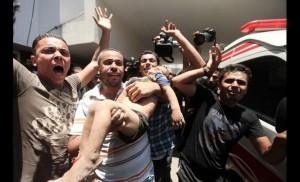 gaza Bombartment