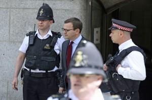 uk editor arrested