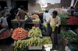 As prices soar, Gaza food crisis looms