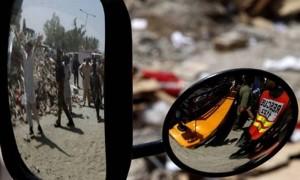 Azad Kashmir Incident