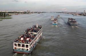 Bangladesh ferry sinks