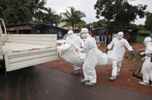 Ebola patients flee as Liberia clinic looted