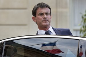 French p.m resigns