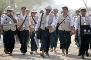 Myanmar 'loses ten million people' in census