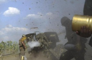 Nationalist fighters killed in Ukraine