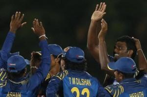 Perera leads Sri Lanka to series-win