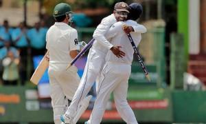 Sri lanka gaves farewell