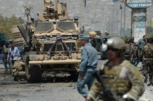 Taliban launches major afghan offensive