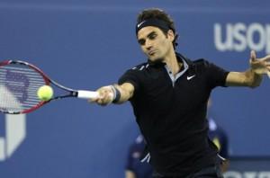 Federer reaches