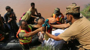 Pak India Flood