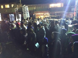 Protest in Lakemba