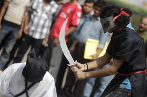 Saudi beheadings