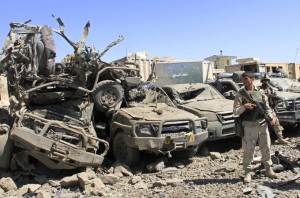 Several killed in twin Afghan car bombings