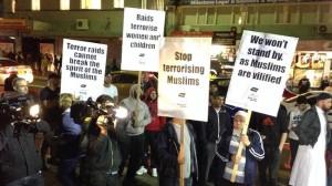 Stop Terrorision Muslims