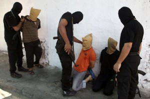 Who are Israel's Palestinian informants