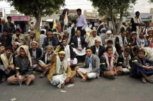 Yemen's president faces political stalemate