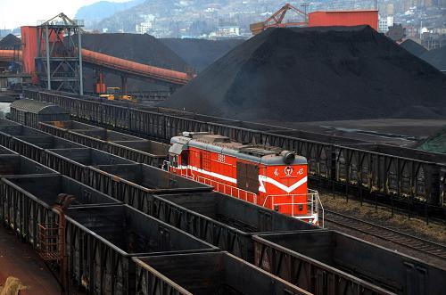 China coal mines
