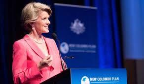 Hon Julie Bishop MP