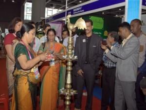 SL particpate China fair