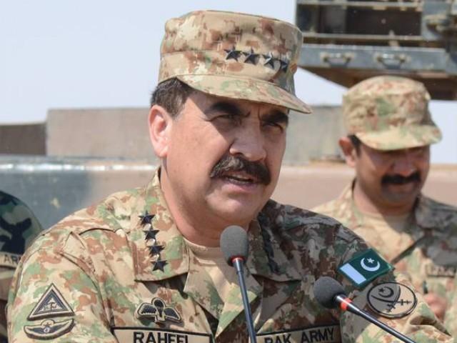 Gen. Raheel Sharif