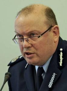 Graham Ashton Victoriann Police