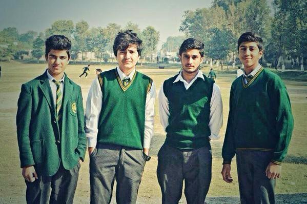 Young victims of Peshawar school massacre.