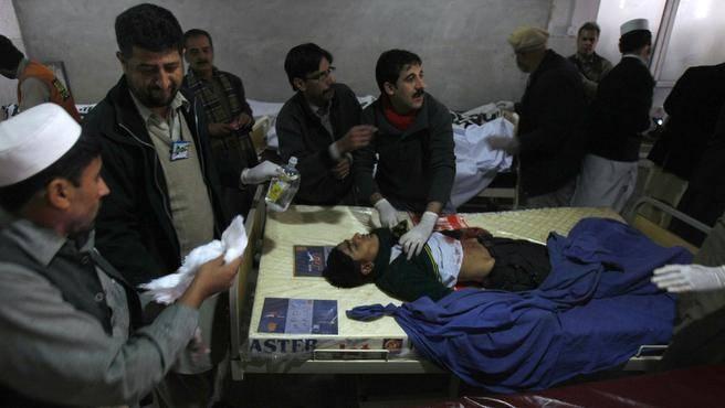 Terrorist attach in school in peshawar2