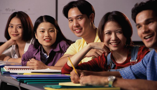Chinese students in Australia1